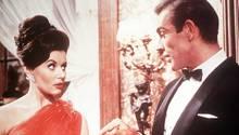 """Eunice Gaysonspielte die Bond-Geliebte Sylvia Trenchin """"James Bond - 007 jagt Dr. No"""" (1962)"""