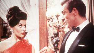 "Eunice Gayson spielte die Bond-Geliebte Sylvia Trench in ""James Bond - 007 jagt Dr. No"" (1962)"