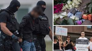 Trauer, Wut und Rechtsstaat - der Mord an Susanna spaltet das Land. Der mutmaßliche Mörder Ali B. soll vor den Haftrichter kommen