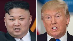 Donald Trump vs. Kim Jong Un: Eine komplizierte Beziehung in Zitaten