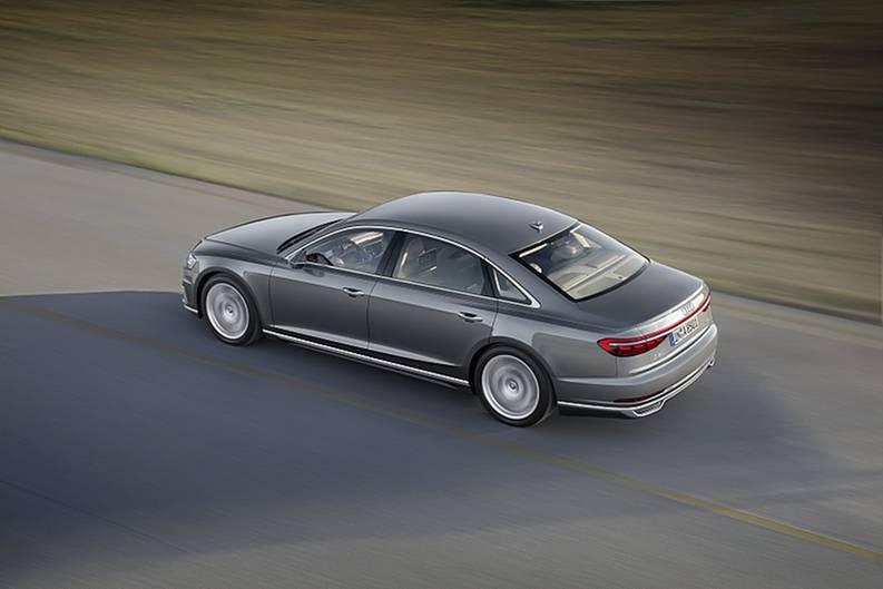 Audi A8 50 TDI Quattro - sparsam im Alltag. Unter acht Liter Diesel.