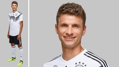 Thomas Müller (28)  Größe: 1,86 Meter  Gewicht: 74 Kilogramm