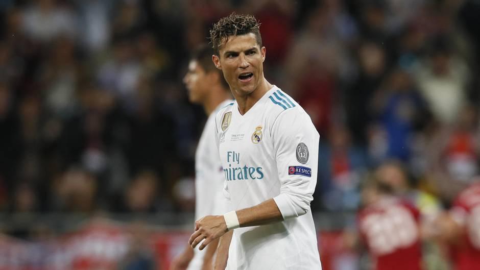 """Auch die Real-Star Ronaldo spielt in """"La Liga"""""""
