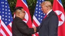 """Trump und Kim Jong Un mit historischem Handschlag: """"Auftakt für Frieden"""""""