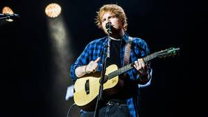 Ed-Sheeran-Konzert in Düsseldorf