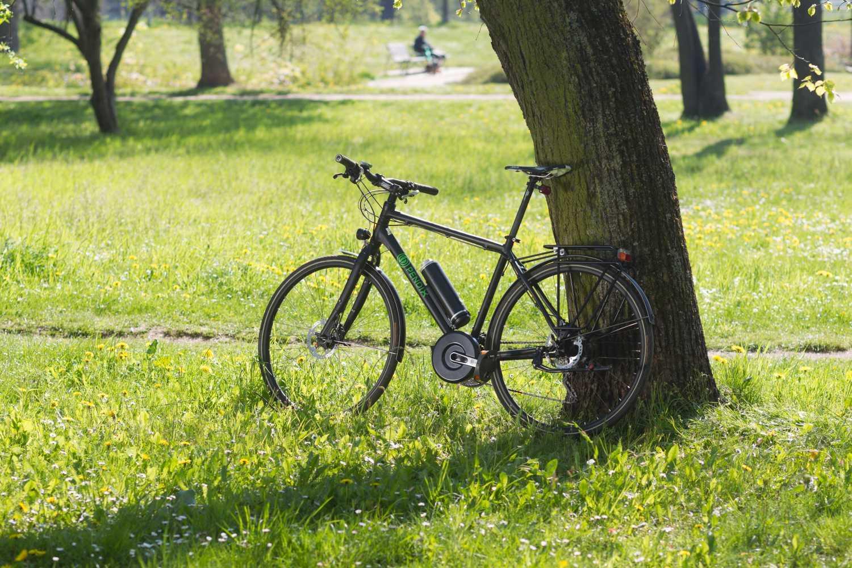 Der Pendix-Motor macht aus jedem Rad ein E-Bike | STERN.de