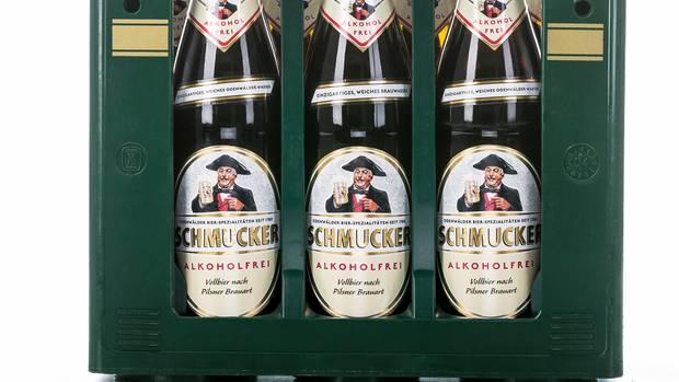Rückruf Produktwarnung Schmucker Pils nicht alkoholfrei