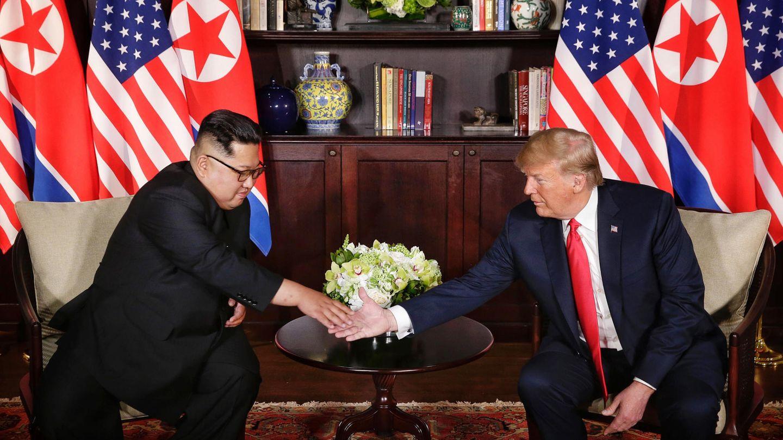historische Trump-Kim-Treffen im Minutenprotokoll