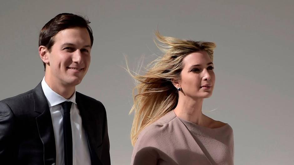 Ivanka Trump und Jared Kushner
