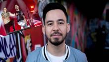 Mike Shinoda und Chester Bennington von Linkin Park
