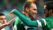 Sporting Lissabon - Spieler im Bas Dost kündigen ihre Verträge