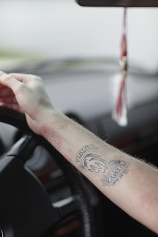 Anschläge in Norwegen: Unter der Haut: Die Tattoos der Überlebenden von Utøya und ihre Geschichten