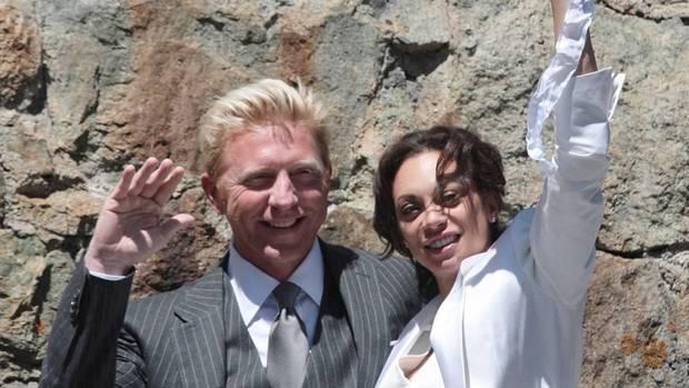 Hochzeit 2009 in St. Moritz