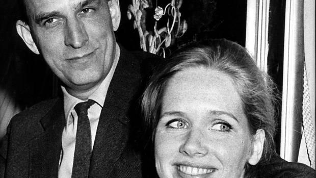 Ingmar Bergman und Liv Ullmann, 1968. Fünf Jahre waren sie ein Paar