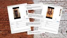 Screenshots eBay-Kleinanzeigen