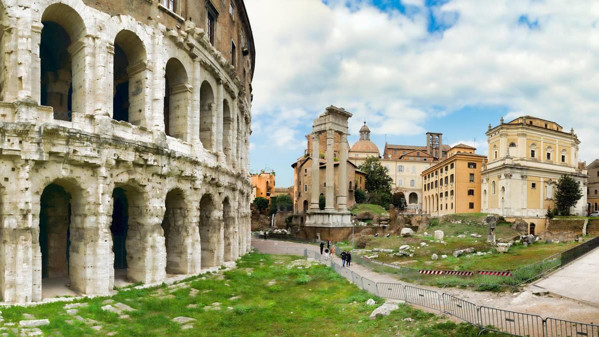 Reisen nach Italien - cover