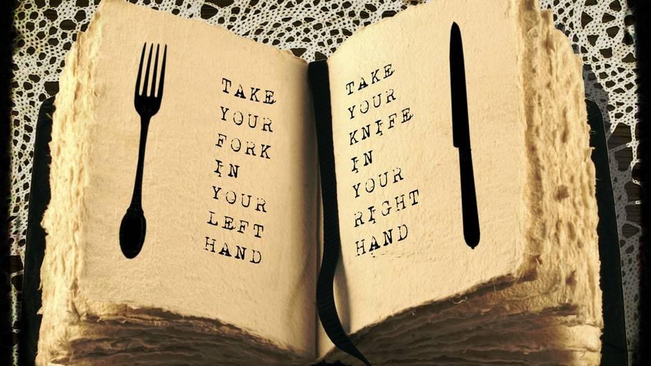 Tisch-Knigge: Diese zehn Fehler sollte man bei Tisch unbedingt vermeiden
