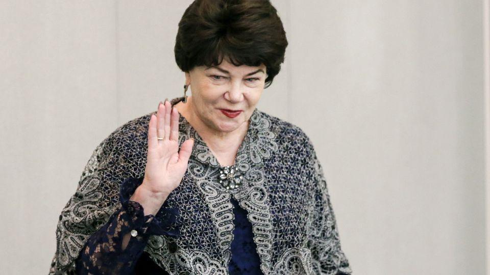 Duma-Abgeordnete Tamar Pletnyova
