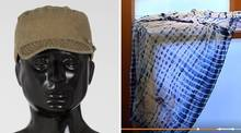 Die Kappe verlor der Täter am Tatort, das Tuch gehörte dem Opfer