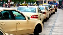 Taxi-Fahrer