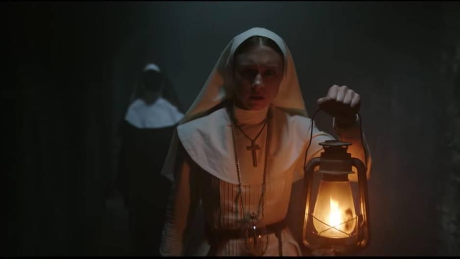 """Horrorfilm: """"The Nun"""": Wenn Leben, Glaube und die Seele auf dem Spiel stehen"""