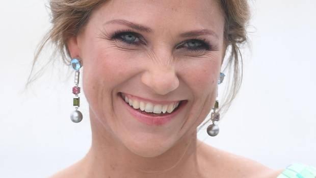 Die norwegische Prinzessin Märtha Louise