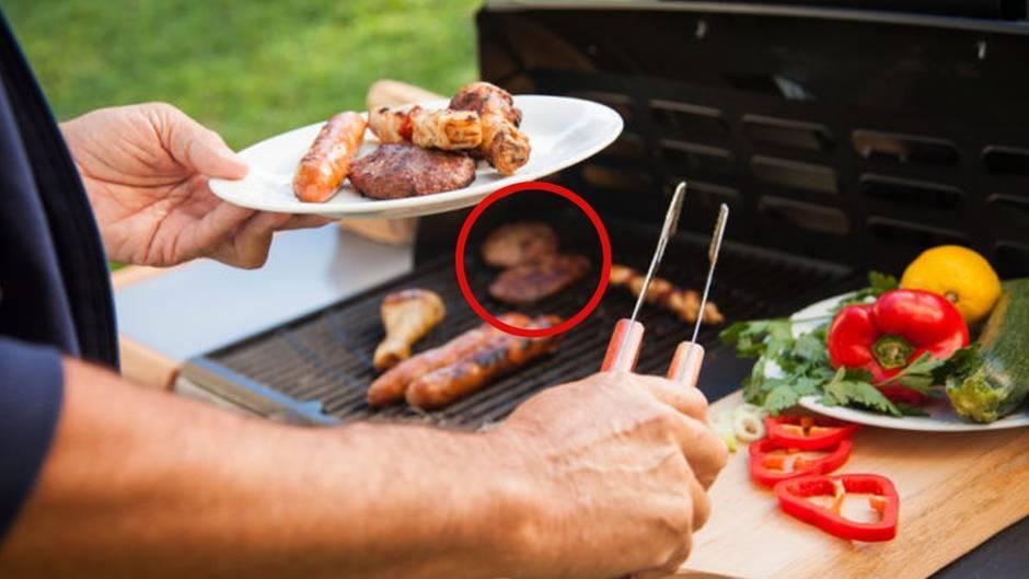 Richtig Grillen: Mit diesem Trick zaubern Sie die perfekten Hacksteaks für den Burger