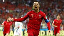 WM 2018: Cristiano Ronaldo, der Kapitän von Portugal
