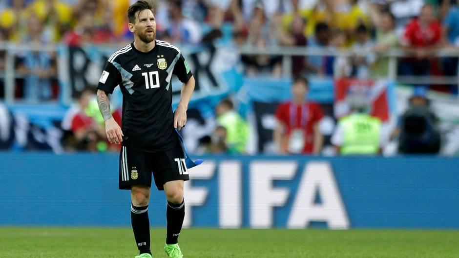 Twitter Lionel Messi