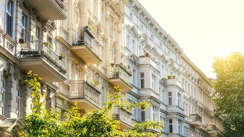 Die Immobilienpreise in Städten steigen in Deutschland immer weiter