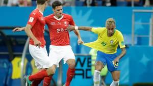 Neymar Brasilien