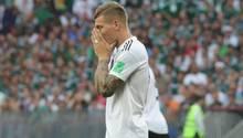 Pressestimmen Deutschland Mexiko - Toni Kroos nach der Pleite gegen Mexiko entsetzt