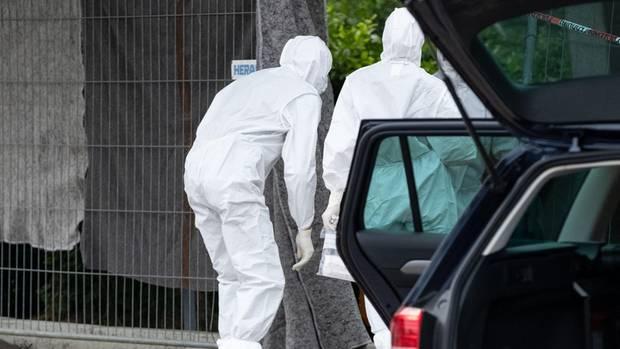 In Barsinghausen bei Hannover wurde eine Mädchenleiche entdeckt
