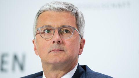 Audi-Chef Rupert Stadler festgenommen