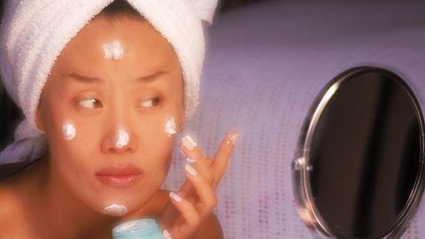 Hautaufheller erfreuen sich in Asien großer Beliebtheit (Symbolbild)