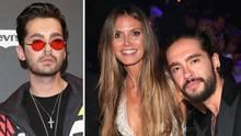 Heidi Klum, Bill Kaulitz, Tom Kaulitz