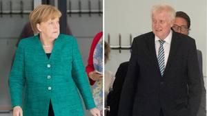Asylstreit: CDU und CSU sind gespalten - Die möglichen Szenarien im Zoff von Angela Merkel und Horst Seehofer