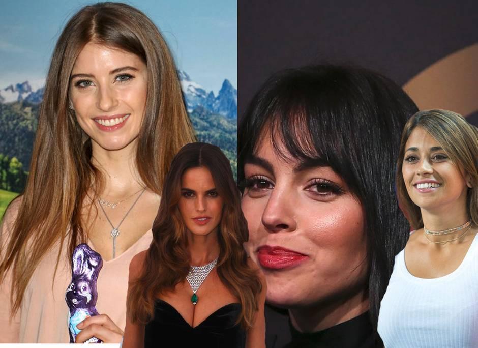 WM 2018: Von Cathy Hummels bis Izabel Goulart: Diese Spielerfrauen müssen Sie kennen