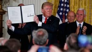 Donald Trump will All-mächtig sein: USA sollen eine Weltraumarmee bekommen