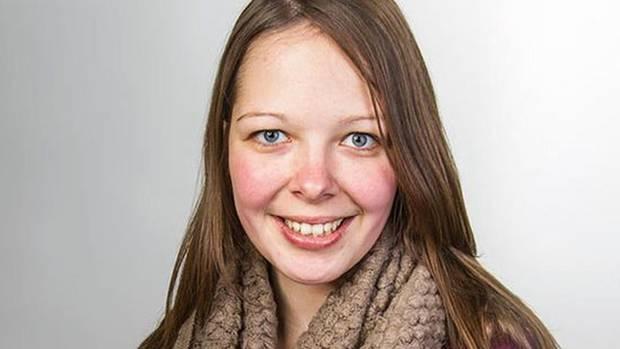 Diese 28-jährige Studentin wurde am vergangenen Donnerstag auf einer Tankstelle in Schkeuditz bei Leipzig zuletzt gesehen, als sie einen Lkw bestieg