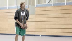 """Dirk Nowitzki in der Doku """"Nowitzki: Der perfekte Wurf"""""""
