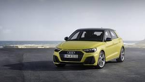 Audi A1 Modelljahr 2019