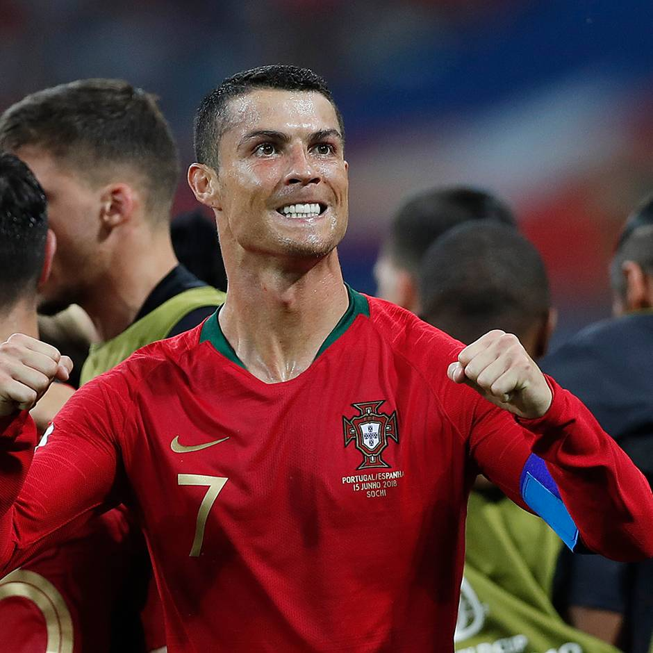 Cristiano Ronaldo: Erinnerung an ein Abendessen mit CR 7