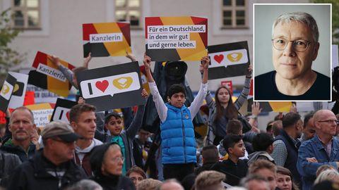 Flüchtlinge und Kriminalität: Deutsche Männer sind genauso gefährlich!