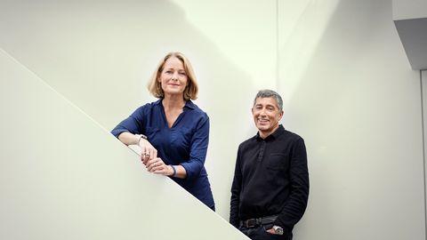 Miriam Meckel und Ranga Yogeshwar