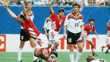 WM Deutschland Bulgarien 1994