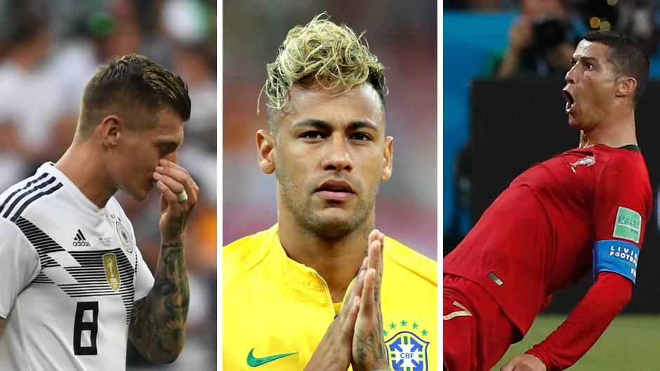 Fußball Wm 2018 Was Uns Das Turnier Bisher Geboten Hat Sternde