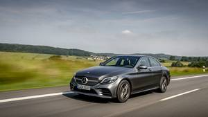 Mercedes C 300d 4matic - 180 kW / 245 PS und 500 Nm