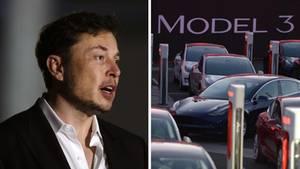 Tesla-Chef Elon Musk wünscht sich eine Batteriefabrik in Deutschland