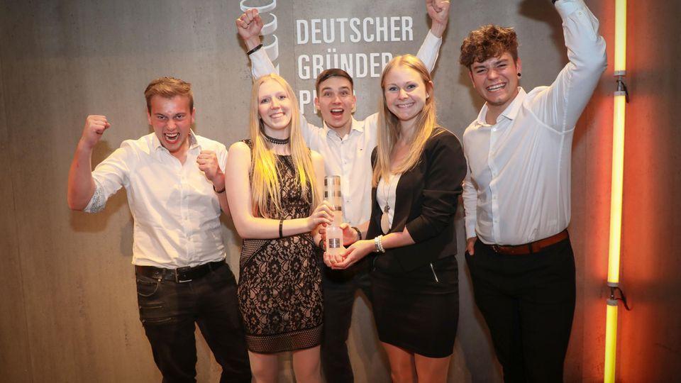 Die Sieger 2018: EmiSec
